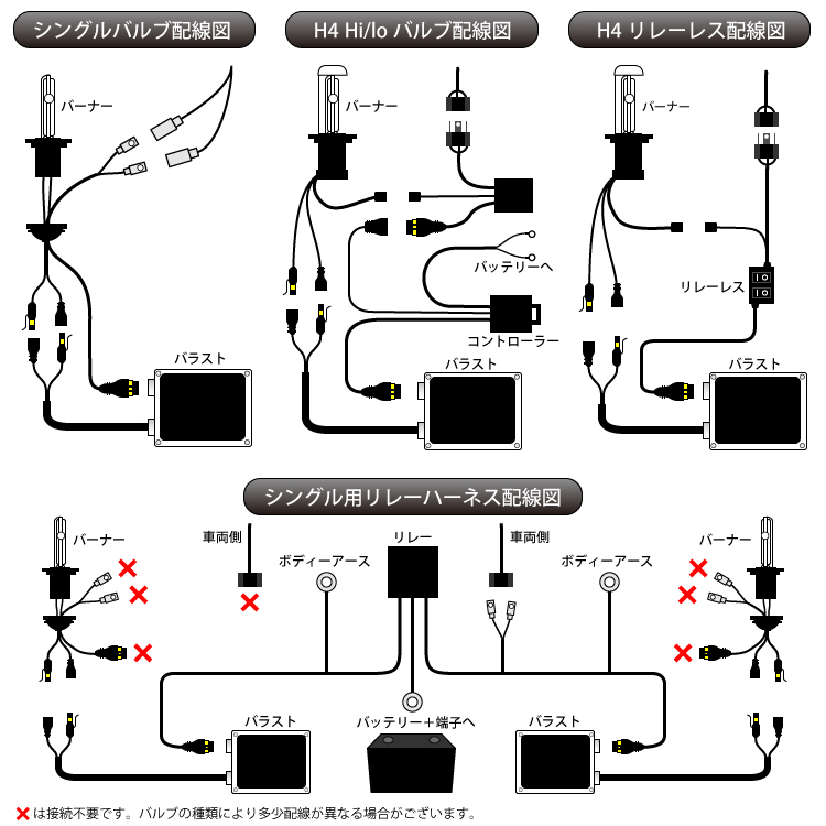 H4 Plug Wiring Diagram furthermore 130513547801 together with Hid Bulbs 9004 Wiring Diagram besides 9006 Bulb Wiring Diagram as well Hid Bulbs Diagram. on wiring diagram for xentec hid